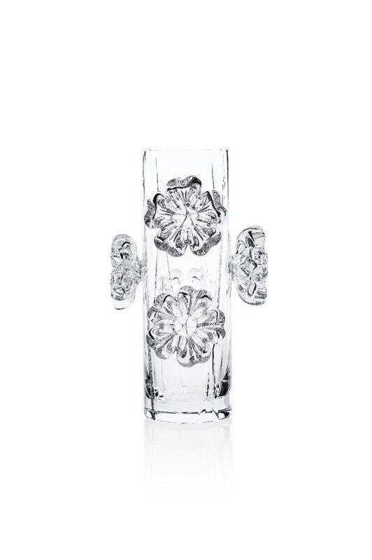 Cistus Electic Vase - 6 Flowers, large