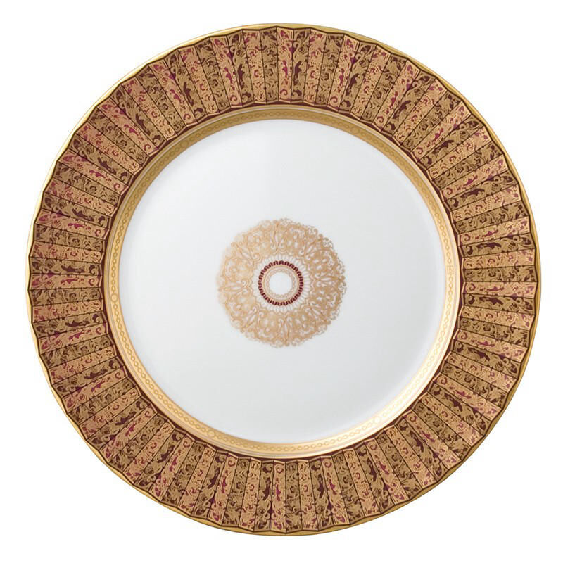 Eventail Dinner Plate, large