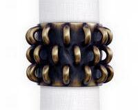Tulum Rings Napkin Jewels Set Of 4, small