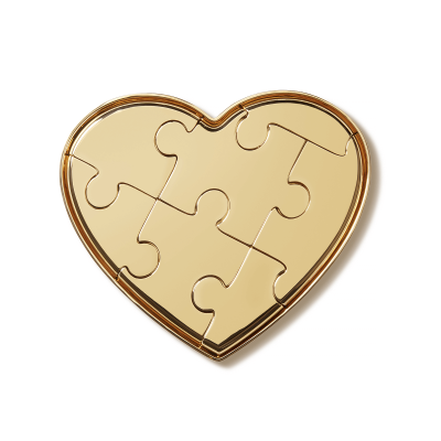 Heart Shaped Puzzle