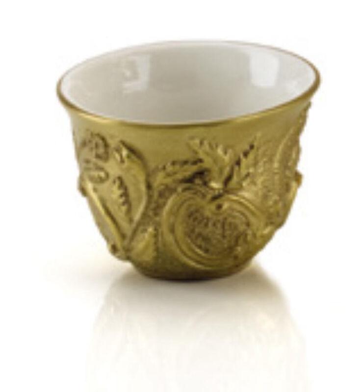 Taormina Arabic Coffee Cup, large
