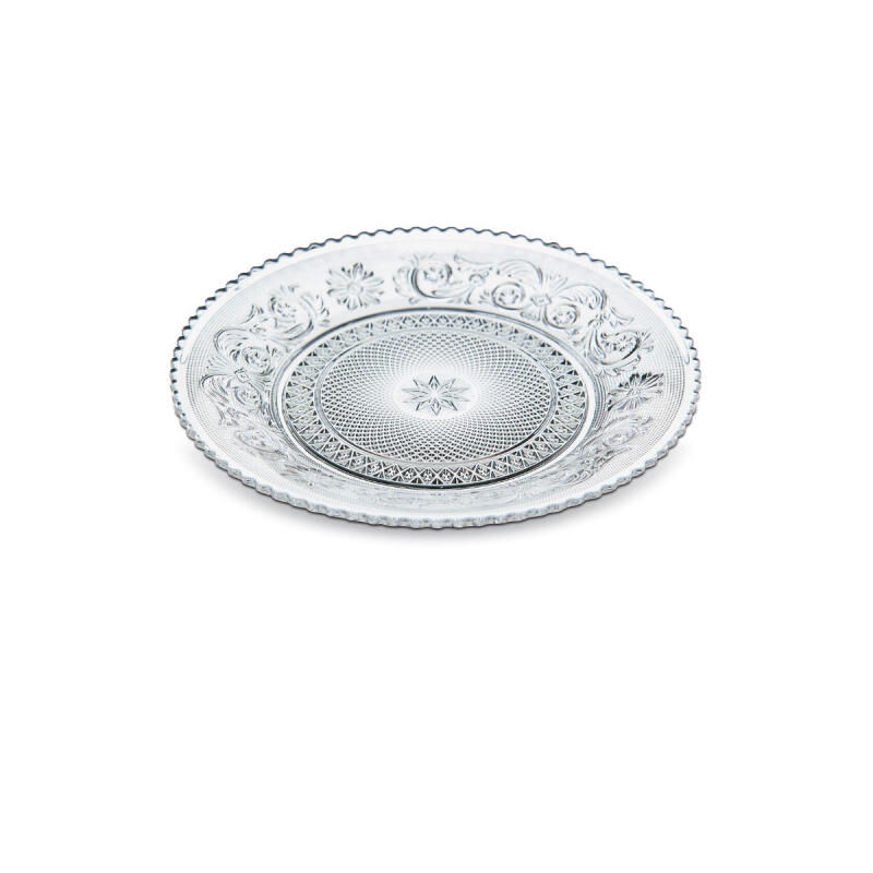 ARABESQUE PLATE, large
