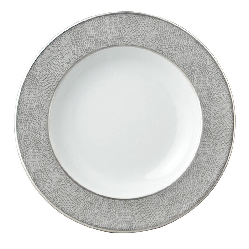 Sauvage Rim Soup Plate, large