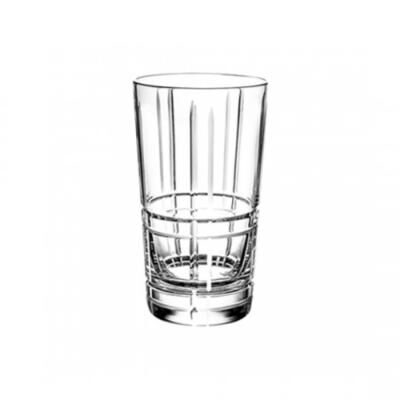 SCOTTISH-Crystal Highball Glass/Tumbler