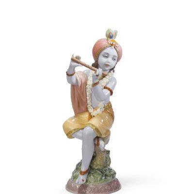 Lord Krishna Figurine