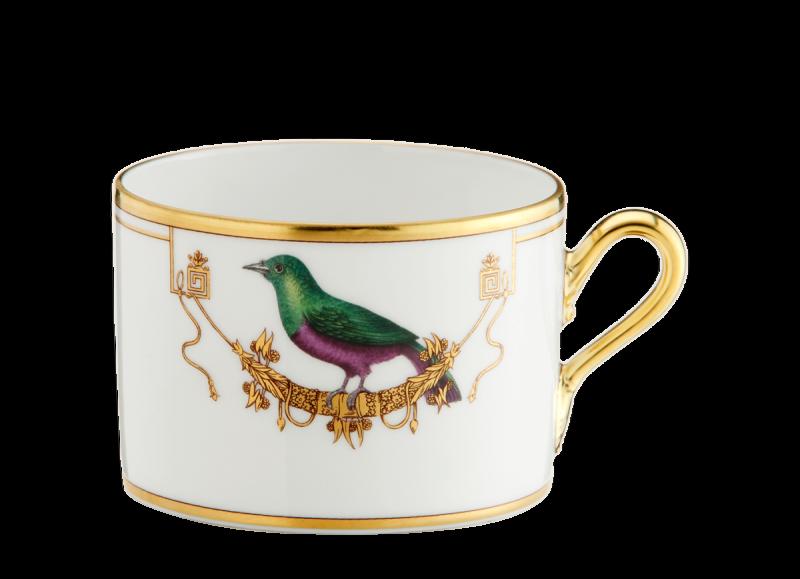 كوب شاي الطير الأخضر, large
