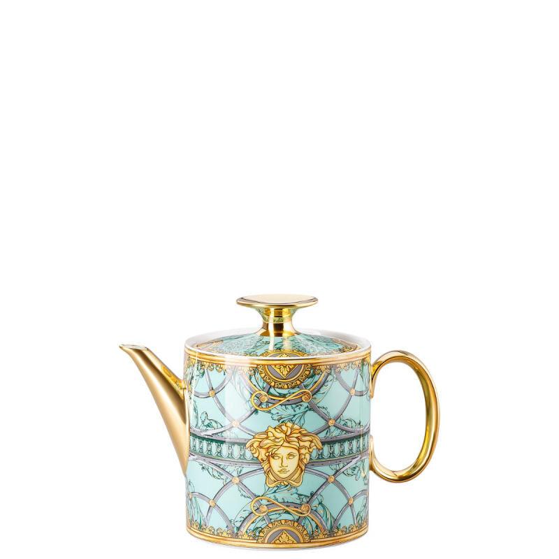 Versace Scala Palazzo Verde Teapot, large