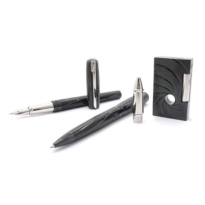 J. Bond Spectre Limited Edition Set Of Pens And Lighter, large