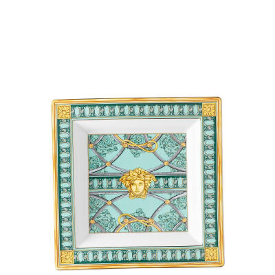 Versace Scala Palazzo Verde Dish
