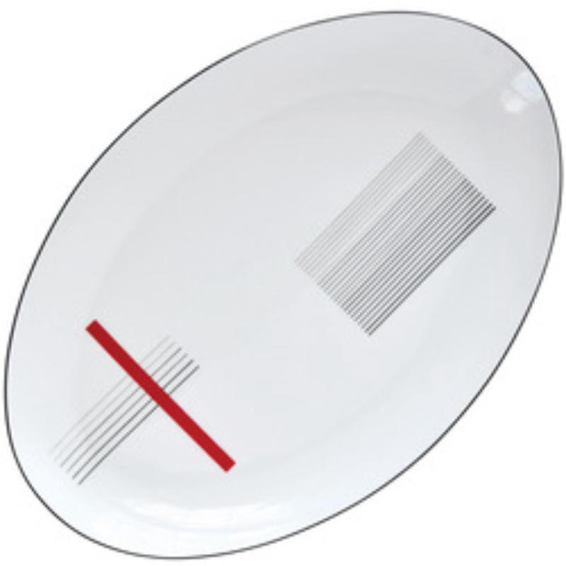Oscar Oval Platter, large
