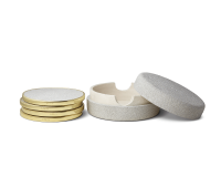 Shagreen Costers Set, small