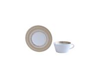 كوب الشاي  و صحن كانيس, small