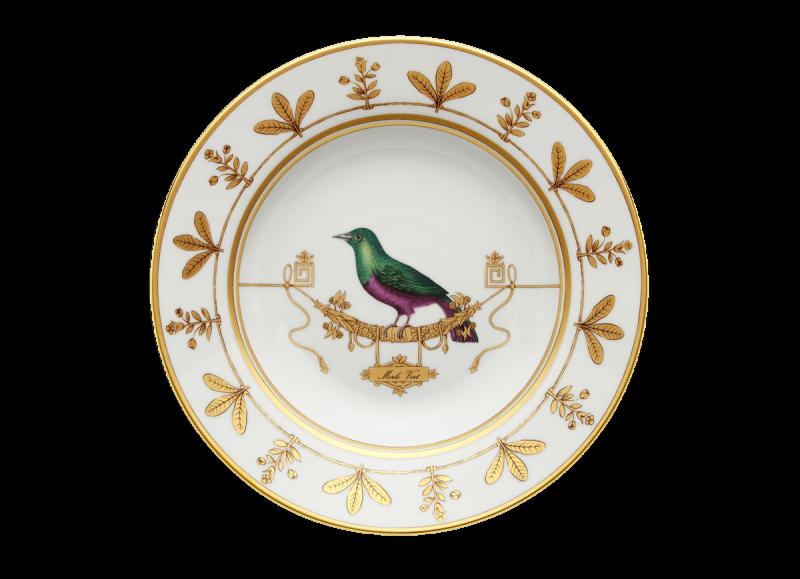 طبق حساء  القفص الأم الخضراء, large