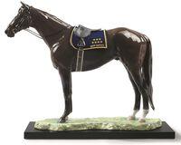 Deep Impact Horse sculpture, small