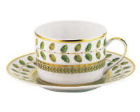 Constance Tea Cup & Saucer, small