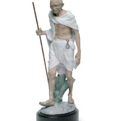 تمثال المهاتما غاندي