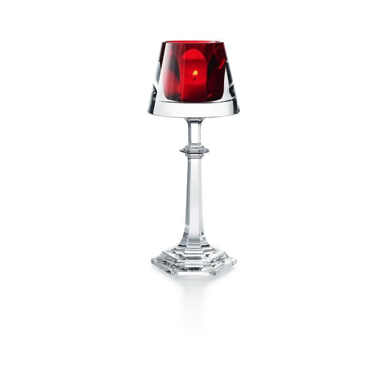 Harcourt My Fire Candlestick Red, large