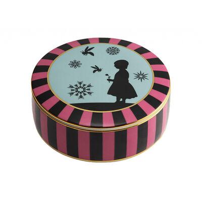 Cirque Des Merveilles Round Box