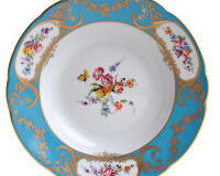 Siecle Rim Soup Plate, small