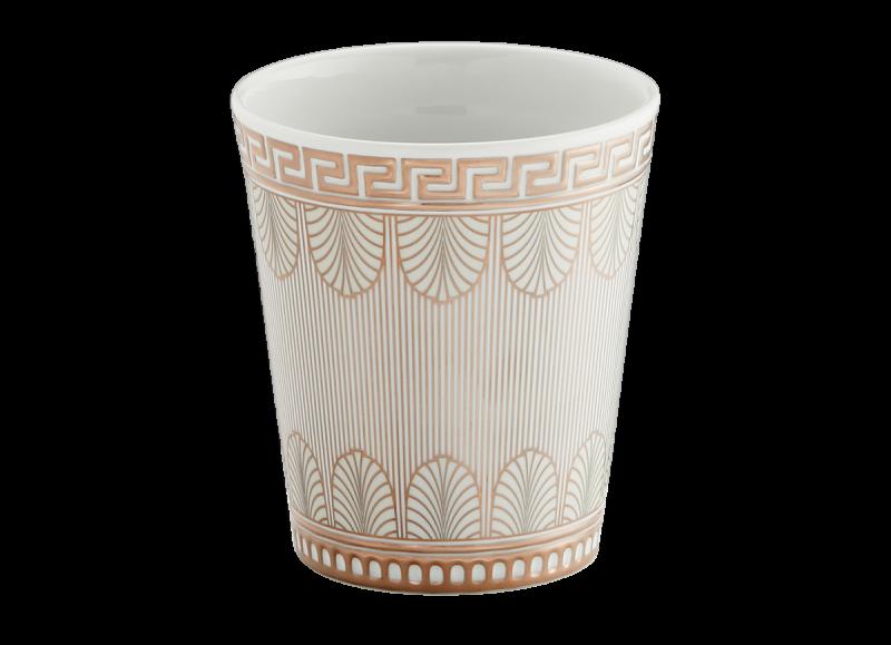 Small Vase Magnifico Platino, large
