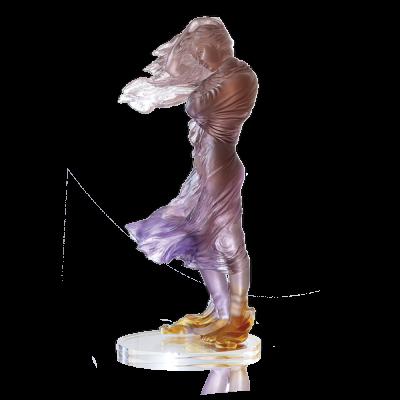 تمثال العاشقة من ليو لي رونغ