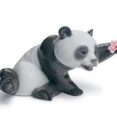 A JOLLY PANDA
