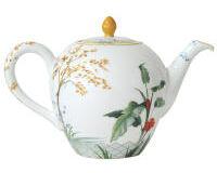 Tropiques Tea Pot, small