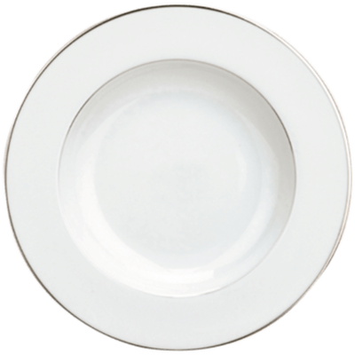 ALBI RIMMED SOUP PLATE