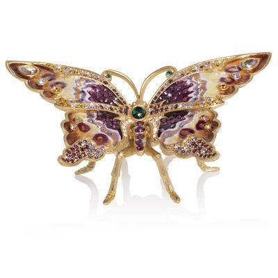 Lea - Butterfly Medium Figurine
