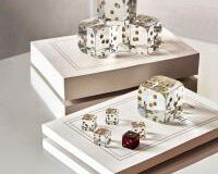 Dices Set Of 5, small