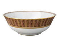 Eventail Salad Bowl, small