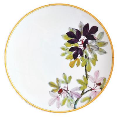 Jardin Indien Salad plate