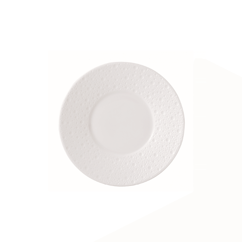 Ecume Bread & Butter Plate, large