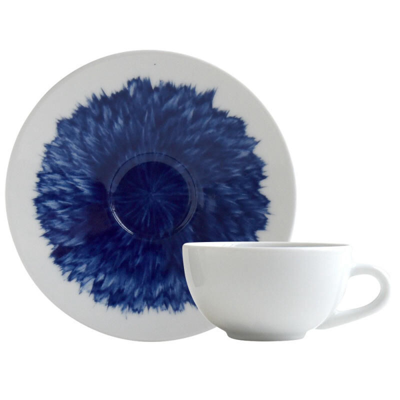 In Bloom - Espresso Cup And Sauce, large
