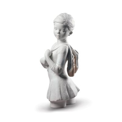 My Dance Class Ballet Figurine