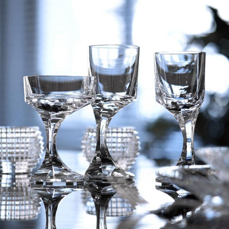Narcisse Glass - Set Of 2, large