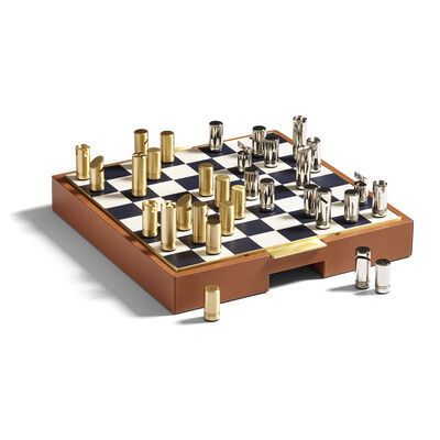 Games Fowler Chess Set