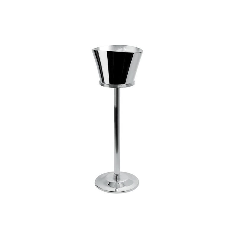 K+T Champagne & Ice Bucket Stand, large