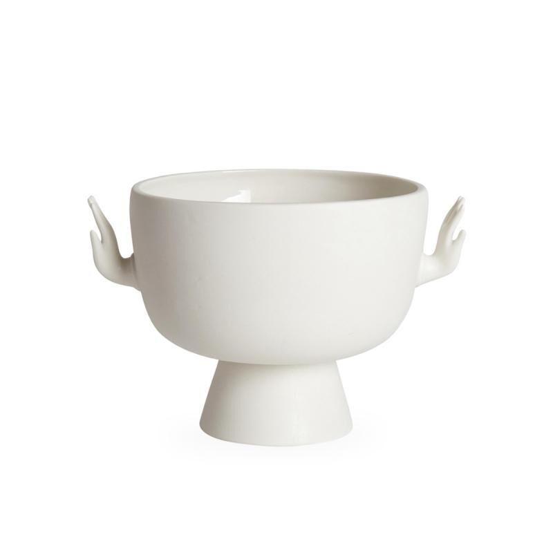 Eve Pedestal Bowl, large