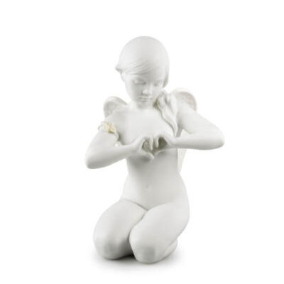 Heavenly Heart Angel Figurine