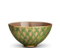 Fortuny Piumette Green Medium Bowl, small