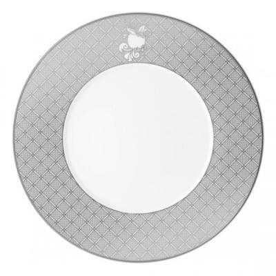 JARDIN D'EDEN-Porcelain Presentation Plate