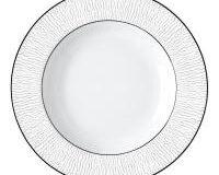 Dune Rim Soup Plate, small