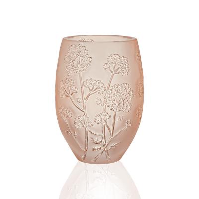 Gold Luster Ombelles Vase