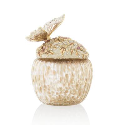 Greta Butterfly & Floral Perfume Bottle