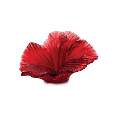 زهرة الكركديه المزخرفة