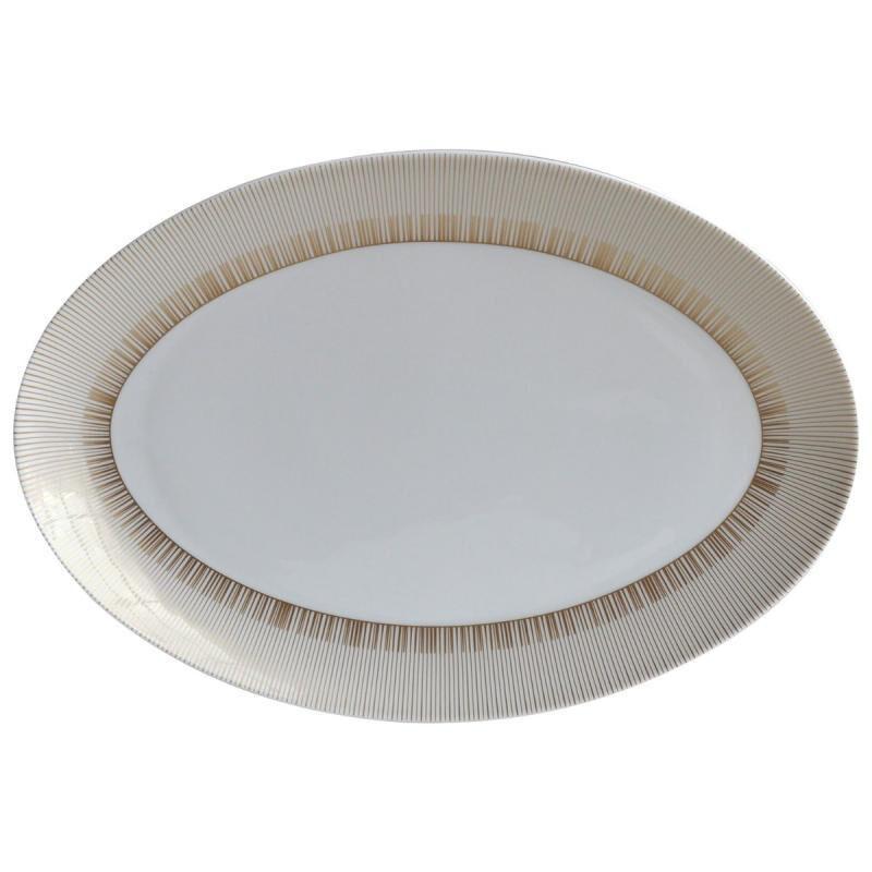 Sol Oval Platter, large