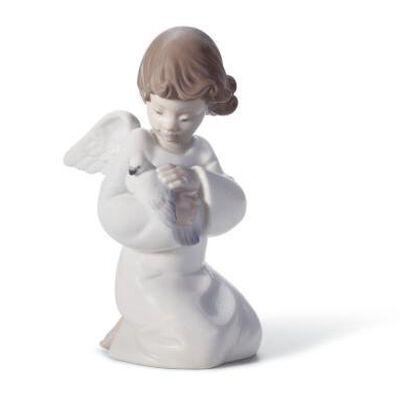 Loving Protection Angel Figurine
