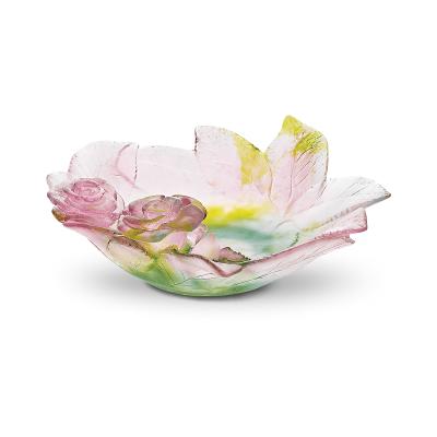 Rose Ornamental Dish
