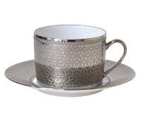DIVINE EXTRA TEA CUP & SAUCER, small